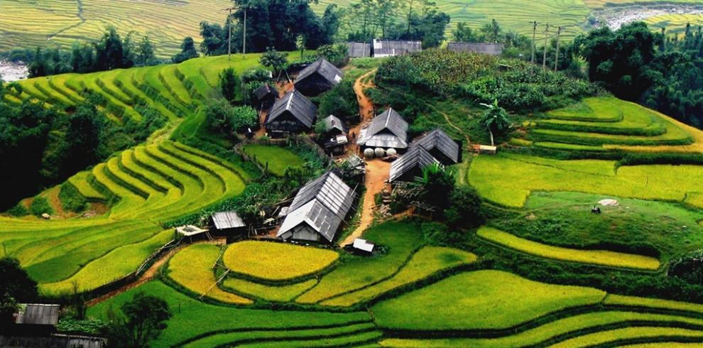SAPA TOUR BY BUS/LUXURY VAN - 3 DAYS 2 NIGHTS - HOTEL & HOMESTAY
