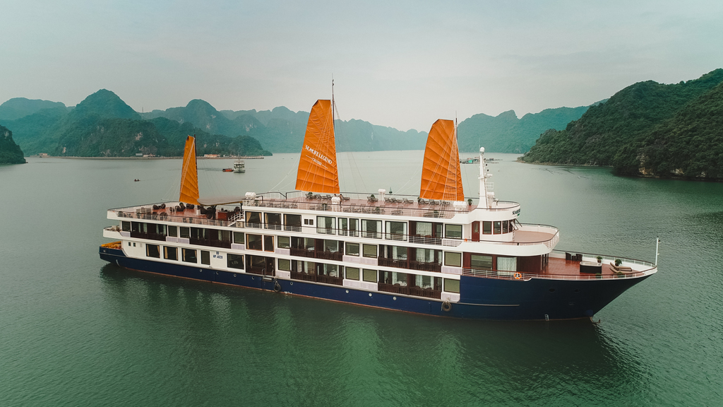 HUONG HAI SEALIFE LEGEND CRUISE